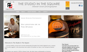 Stewart Grant – Studio in the Square