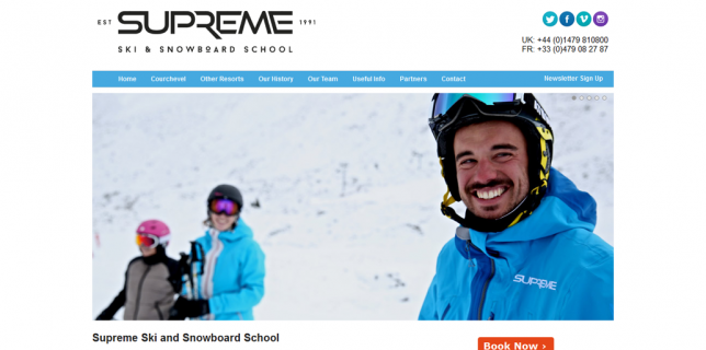 Supreme Ski and Snowboard School