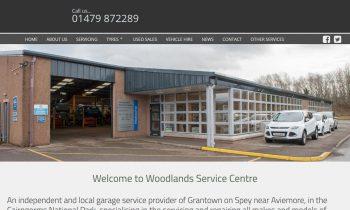 Woodlands Service Centre