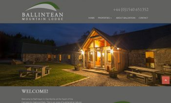 Ballintean Mountain Lodge