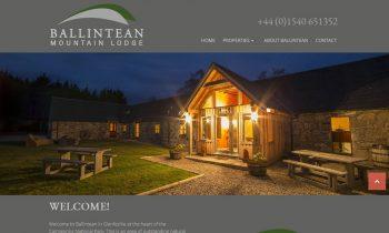 Ballintean Mountain Lodge