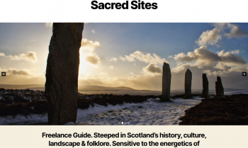 Sacred Scotland